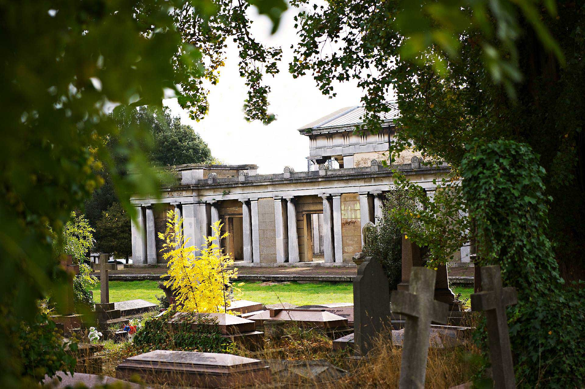 Kensal Green Cemetery – and West London Crematorium